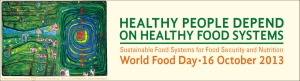 World Food Day 2013