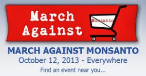 March Against Monsanto, 2013