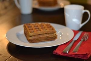 Amazing Gluten-Free Waffles