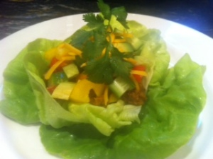 Taco Lettuce Cup