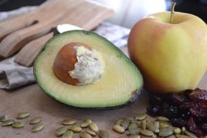 Salad - Autumn Harvest Ingredients