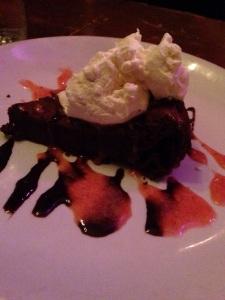 Hood River - Flourless Chocolate Cake