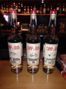 Hood River - Camp 1805 Bottles