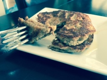 Fluffy Oat and Almond Pancakes 2